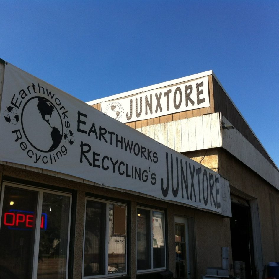Earthworks Recycling Junxtore